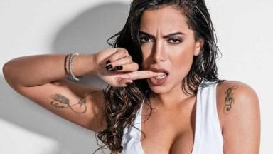 Veja quem são os artistas internacionais que querem gravar com Anitta