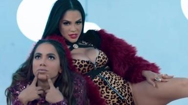 "Com Anitta, Natti Natasha lança clipe para o single ""Te Lo Dije"""