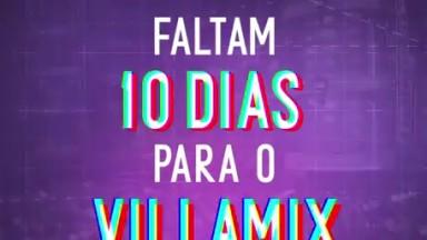 Faltam 10 dias para o VillaMix Festival Goiânia