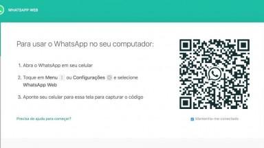 Descubra se alguém está espionando suas mensagens pessoais por meio do WhatsApp Web
