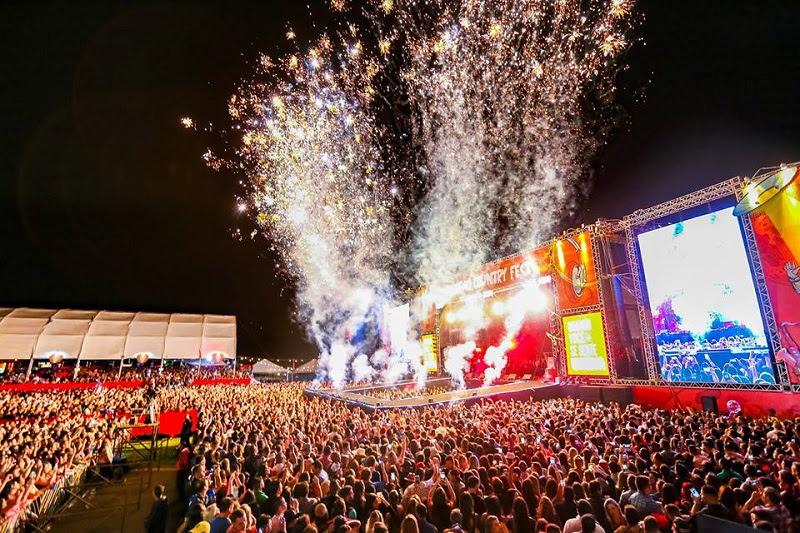 Ribeirão Country Fest comemora 10 anos de realização