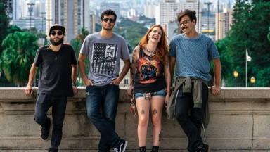 Blanchez, banda de rock brasileira, é aposta de gravadora internacional