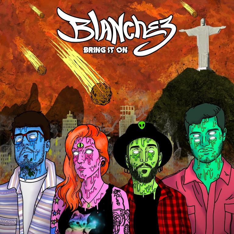 Blanchez lança single inédito do próximo EP 'Bring It On'