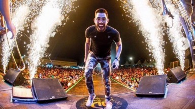 Gabriel Diniz deveria se apresentar pela primeira vez em Barretos na Festa do Peão 2019
