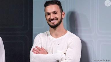 Ex-atleta Diego Hypolito quer se lançar como cantor sertanejo