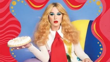 Katy Perry recupera o sorriso em nova música