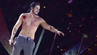 """Viva"""", novo DVD de Luan Santana, será lançado em agosto"""