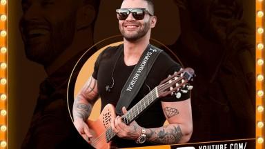 """Gusttavo Lima realiza live show """"Buteco em Casa"""" no YouTube e Facebook"""