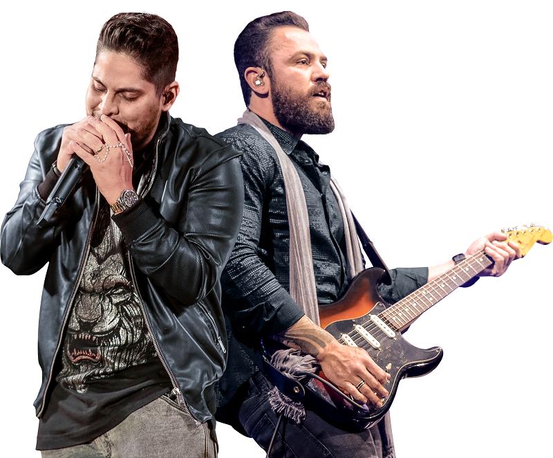 Jorge & Mateus, Luan Santana e JetLag abrem 1º dia do Ribeirão Rodeo Music