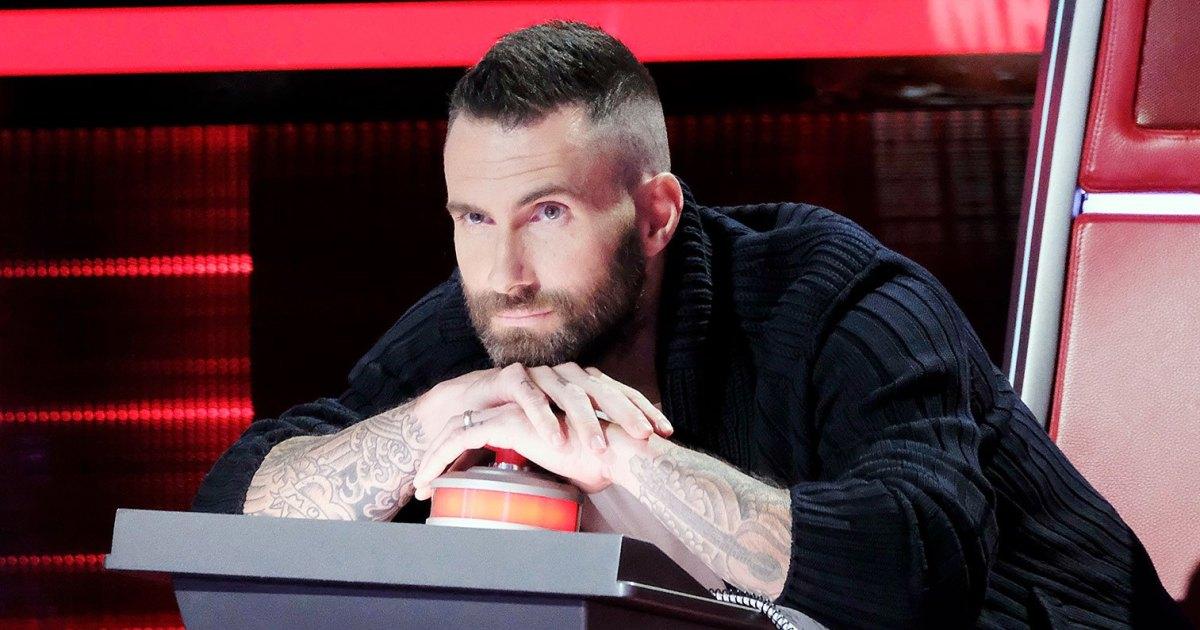 Adam Levine deixa de ser um dos técnicos do The Voice EUA após 16 temporadas