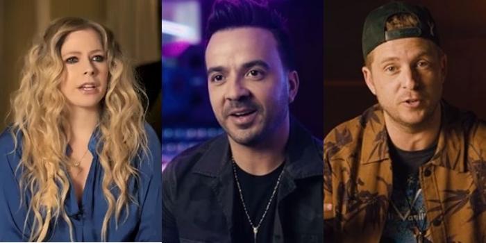 Avril Lavigne, Luís Fonsi e Ryan Tedder lançarão música tema das Olimpíadas Especiais 2019