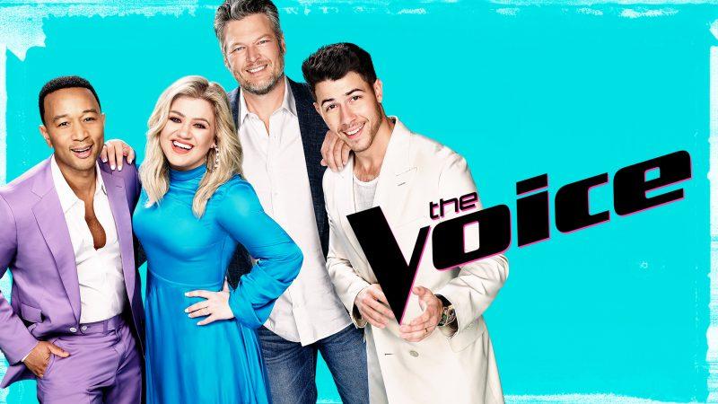 18ª Temporada do The Voice dos EUA termina respeitando isolamento social