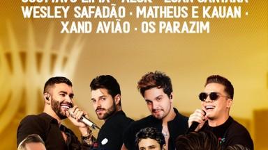 VillaMix Festival desembarca em Brasília dia 25 de abril