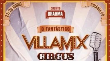 VillaMix Festival Goiânia inicia a venda de ingressos geral hoje (16)