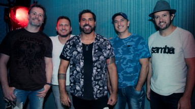 """Após nove anos, Inimigos da HP relançam álbum """"Amigos da Balada"""""""