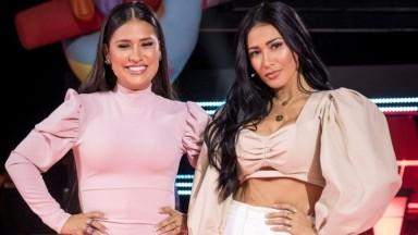 Simone e Simaria deixam 'The Voice Kids' depois de 3 anos