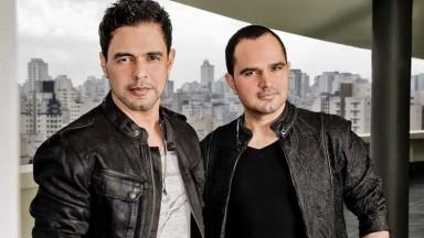 Zezé di Camargo e Luciano assinam contrato com a Som Livre e prometem novidades
