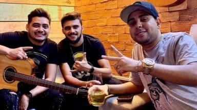 """Os Parazim e DJ Guuga lançam """"Funk do Pai"""""""