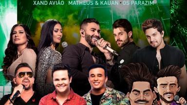 Manaus recebe o VillaMix Festival dia 09 de maio