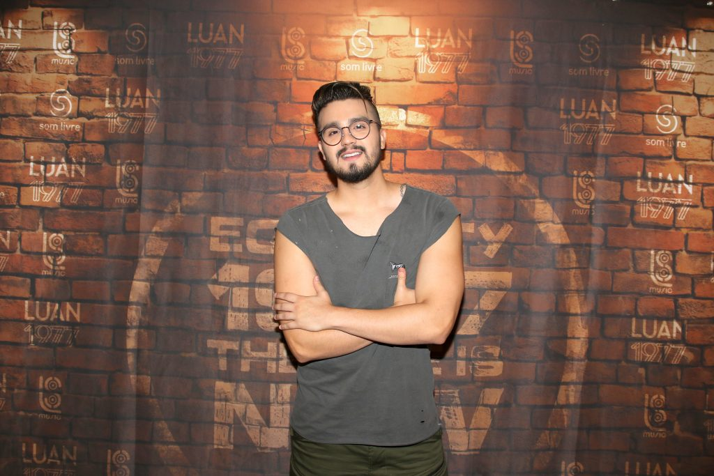 Luan Santana deve comandar reality musical no YouTube