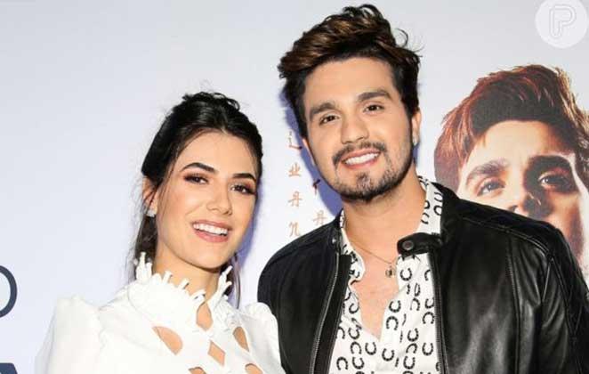 Luan Santana e Jade Magalhães terminam noivado, segundo site