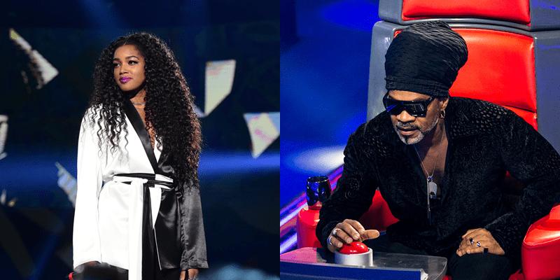 IZA substitui Carlinhos Brown no The Voice Brasil 2019