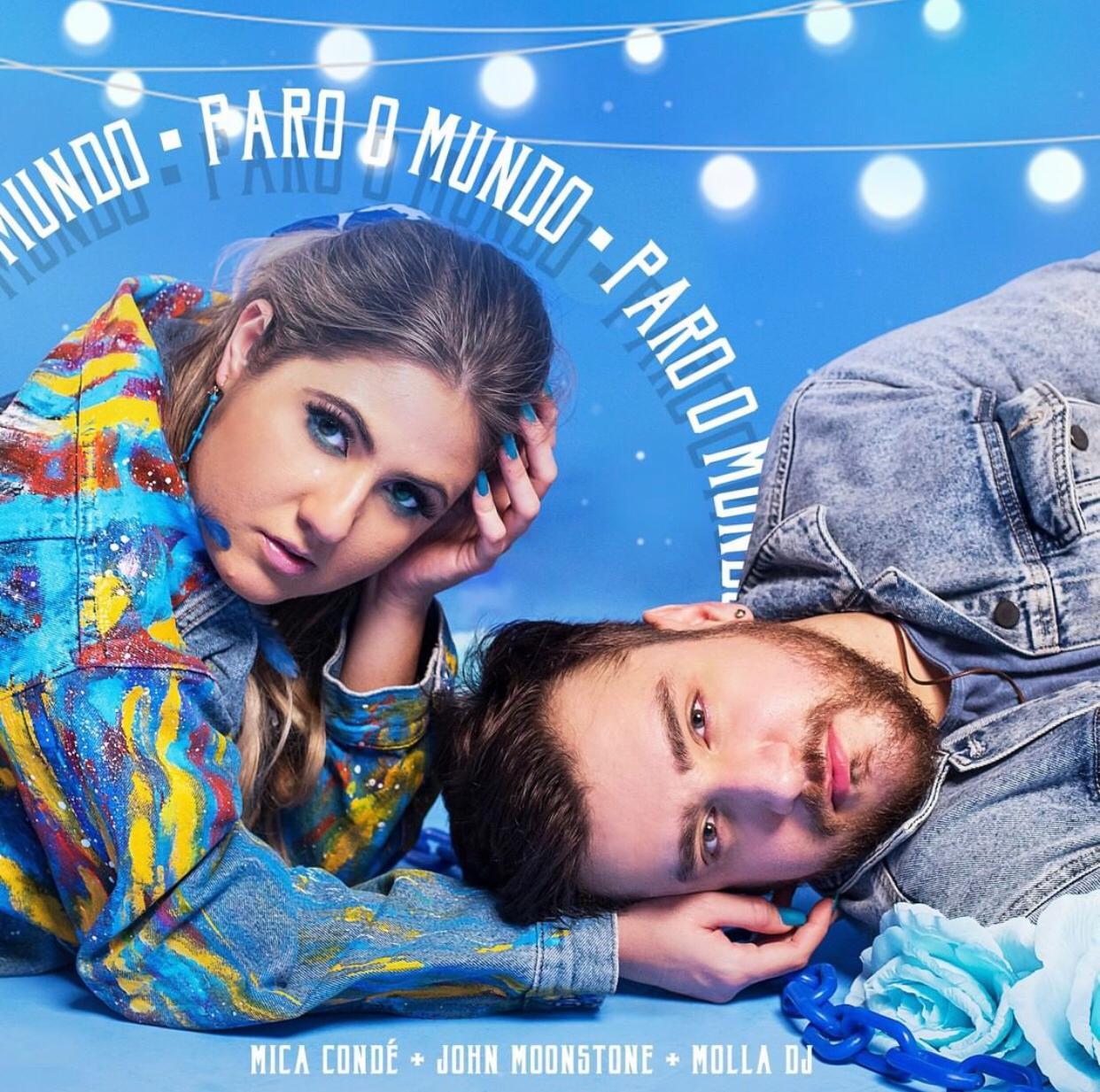 John Moonstone participa de clipe com cantora carioca Mica Condé