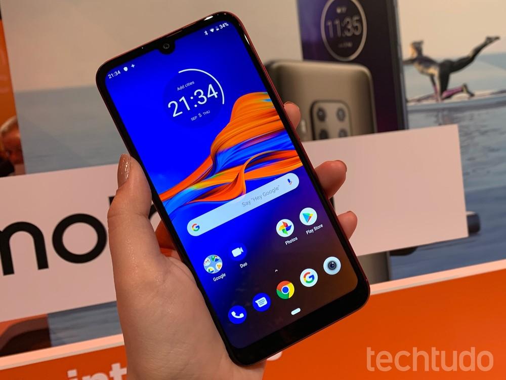 Moto E5 Plus vs Moto E6 Plus: saiba o que muda entre celulares Motorola