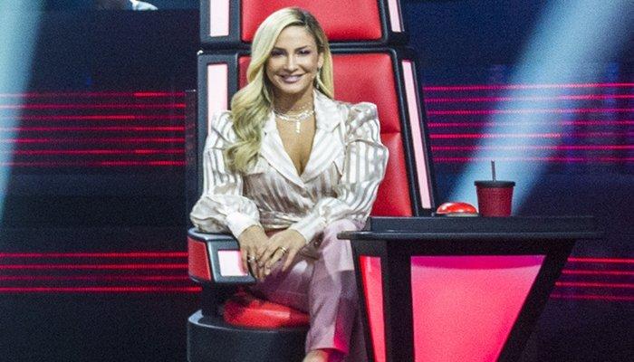 Cláudia Leitte deixa o The Voice Kids
